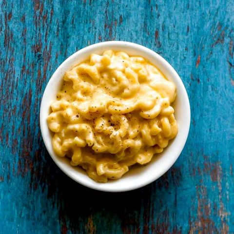 One Pot Stove Top Creamy Mac and Cheese