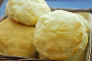 Buttermilk Biscuits - Sweet Tea & Thyme