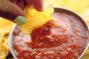 Salsa, Restaurant Style