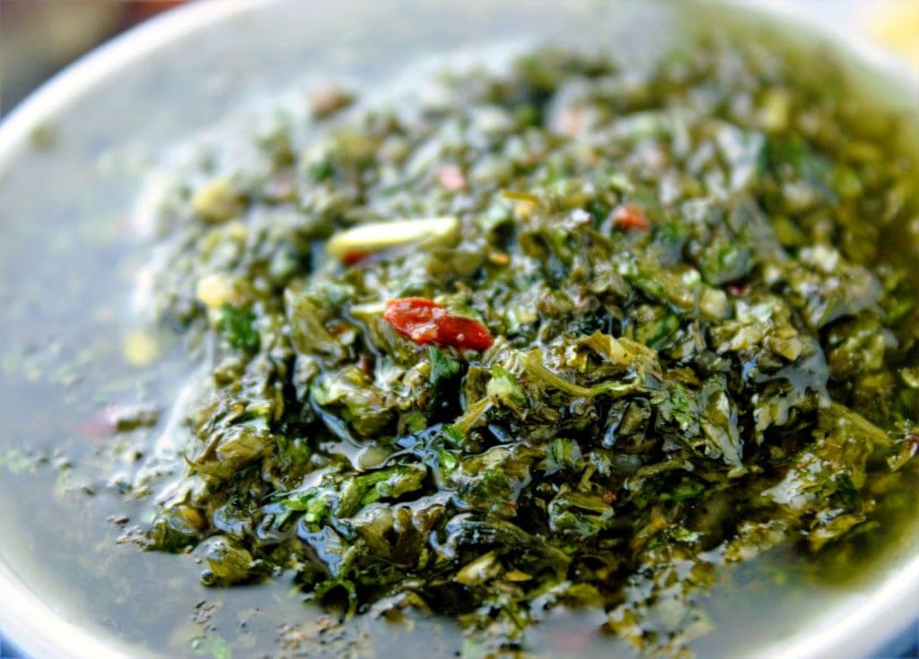 Chimichurri Sauce Recipe - Sweet Tea & Thyme