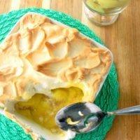 Southern Banana Pudding with Vanilla Meringue