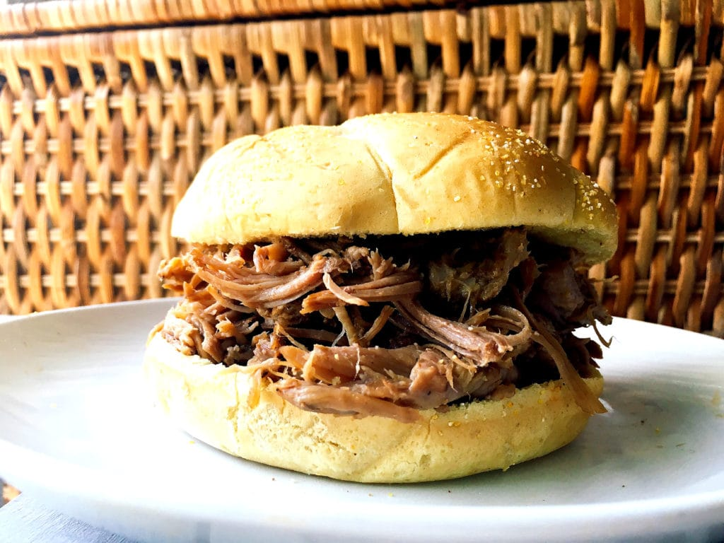 Perfect Pulled Pork - Sweet Tea & Thyme