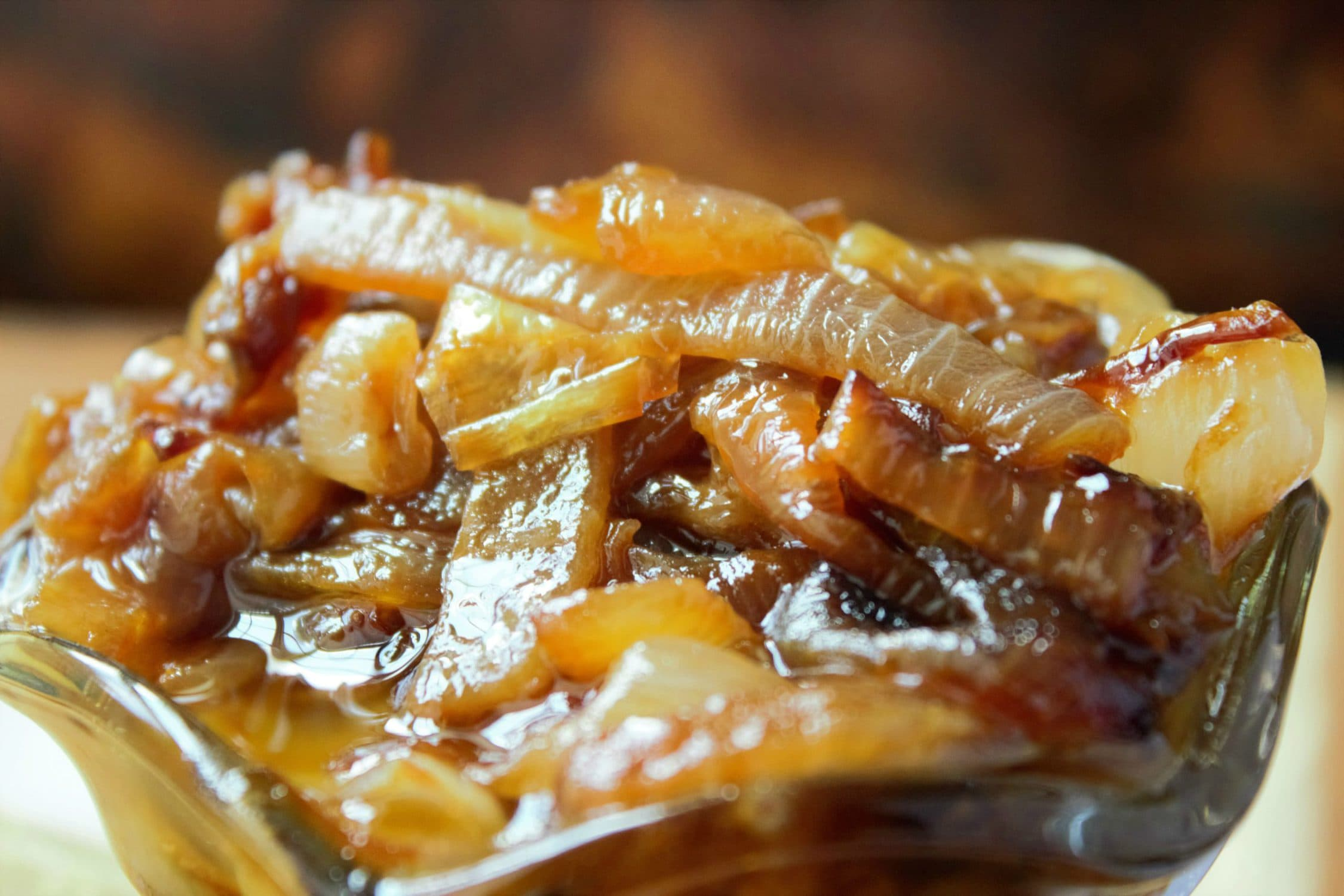 Caramelized Onions - Sweet Tea & Thyme