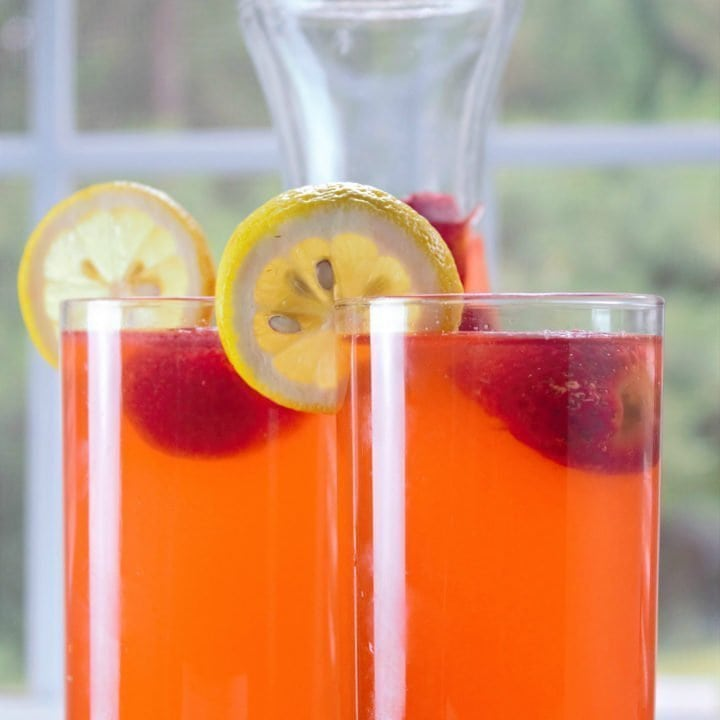 The Addictive Strawberry Lemonade Recipe