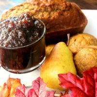 Easy Slow Cooker Spiced Apple Butter