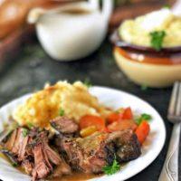 How to Make Tender Oven Braised Pot Roast