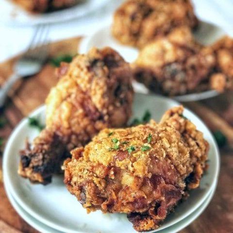 Buttermilk-Brined Southern Fried Chicken