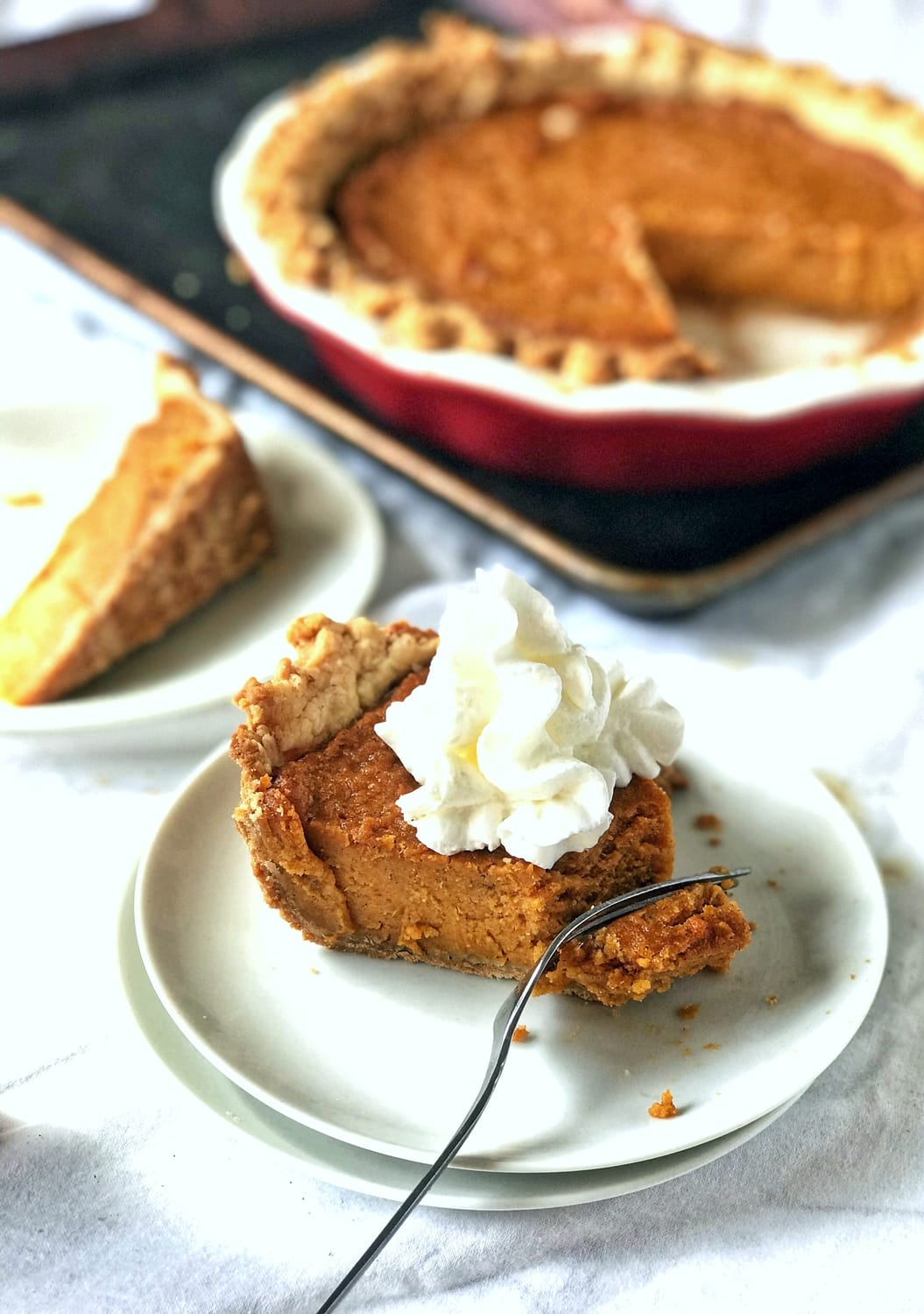 The real deal. The classic. Learn how to make the best, authentic, southern sweet potato pie with my two techniques and one special ingredient that'll blow any other recipe out of the water.