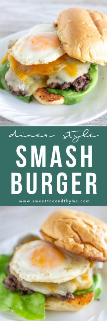 These smash burgers, with crispy crusts and juicy beef, are fast, easy, and super simple with minimal ingredients but maximum flavor.