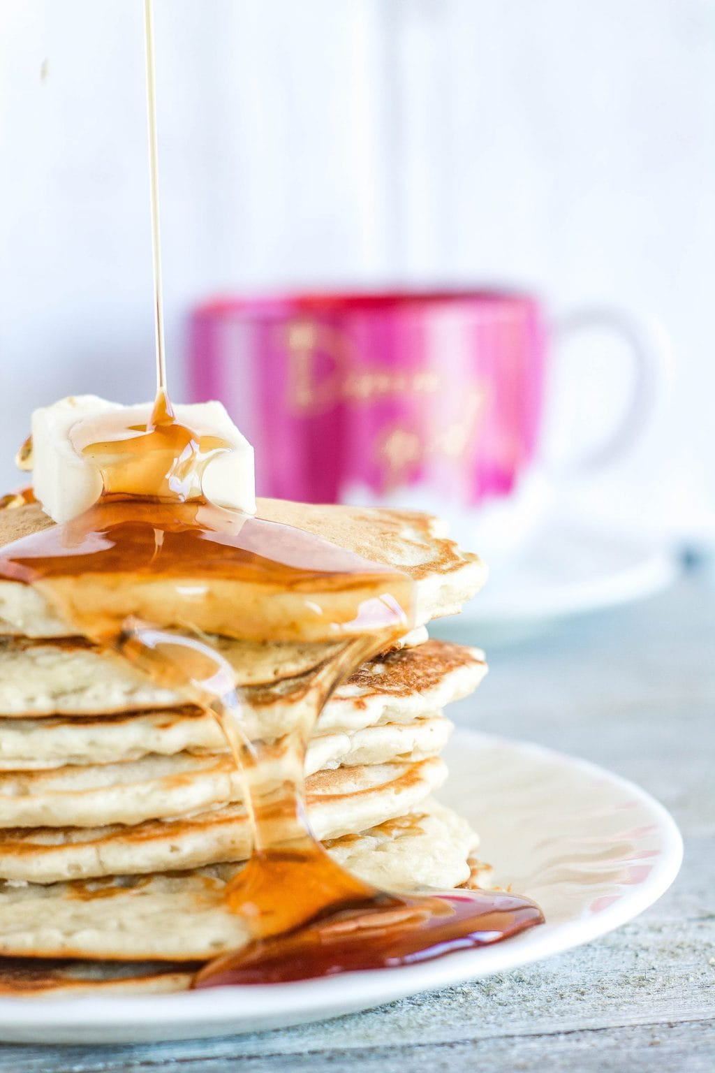 Easy Pancakes From Scratch Sweet Tea Thyme