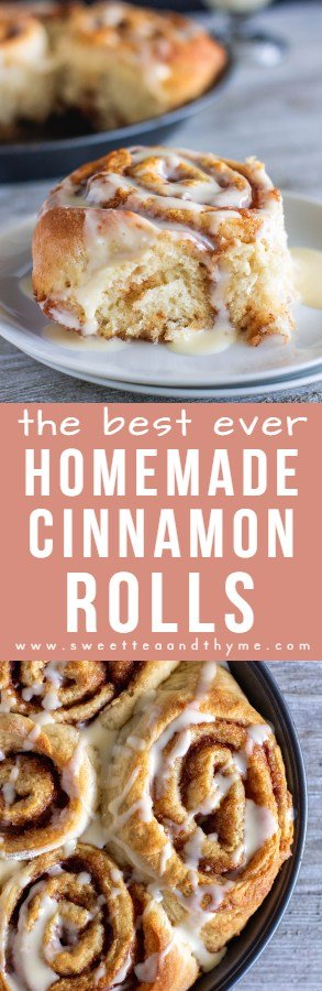 The absolute best cinnamon roll recipe ever! These cinnamon rolls are a family tradition of soft, fluffy, sweet, melt in your mouth goodness. Perfect for fall and the holidays!