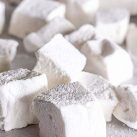 Foolproof Easy Homemade Marshmallows