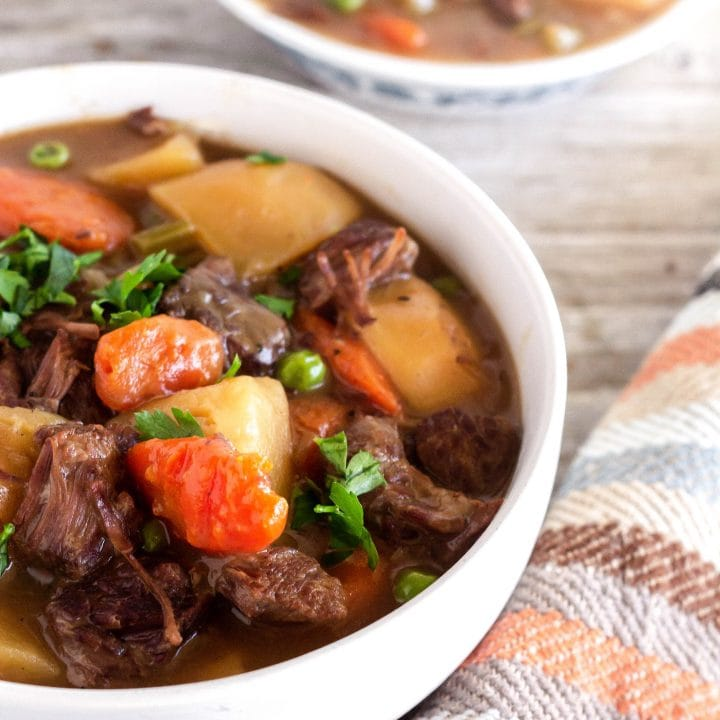 Instant Pot Beef Stew Recipe Sweet Tea Thyme