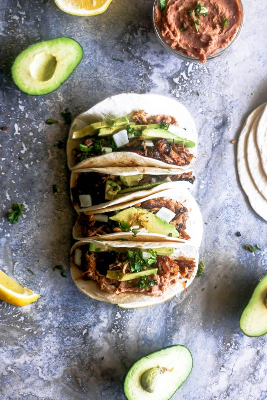 nstant Pot Carnitas are tender, crispy, and delicious, made in less than an hour in your electric pressure cooker!