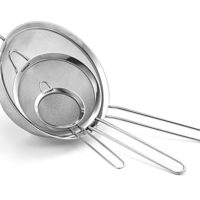 Cuisinart Fine Mesh Stainless Steel Strainers