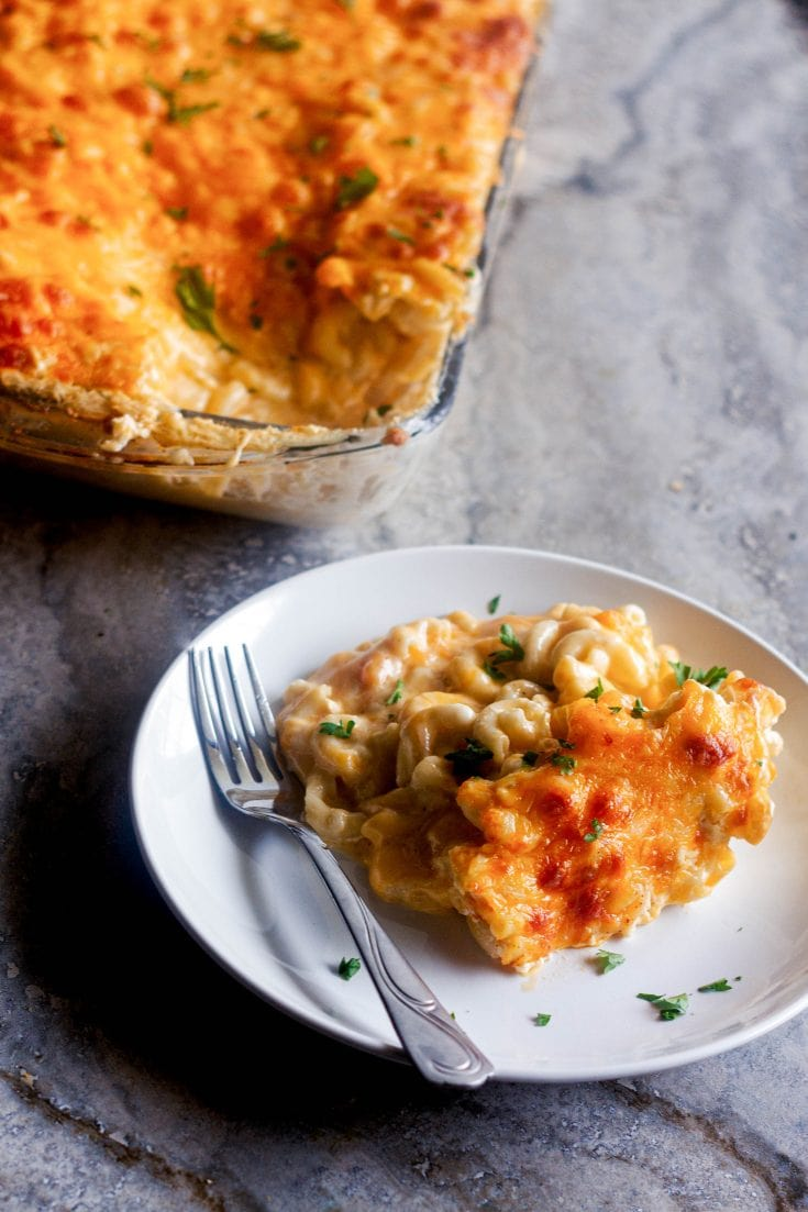 (Soul Food) Southern Baked Macaroni and Cheese