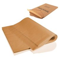200 pc 12x16 Inches Non-Stick Precut Baking Parchment