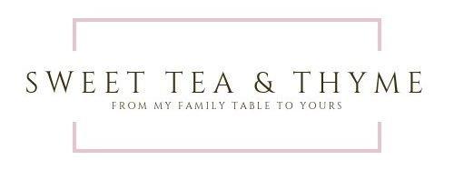 Sweet Tea & Thyme
