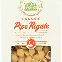 Whole Foods Market, Organic Pipe Rigate, 16 oz (type of pasta used in photos)