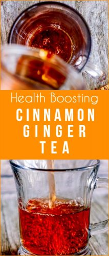 This easy, simple herbal tea is fantastic and multifunctional: feel an illness coming on? Having morning sickness? Getting tired of that hot lemon water in the morning? This takes care of all that and more.