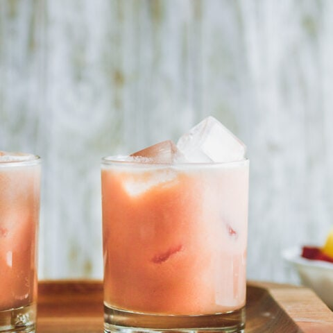 Iced Guava Passionfruit Drink (Starbucks Copycat)