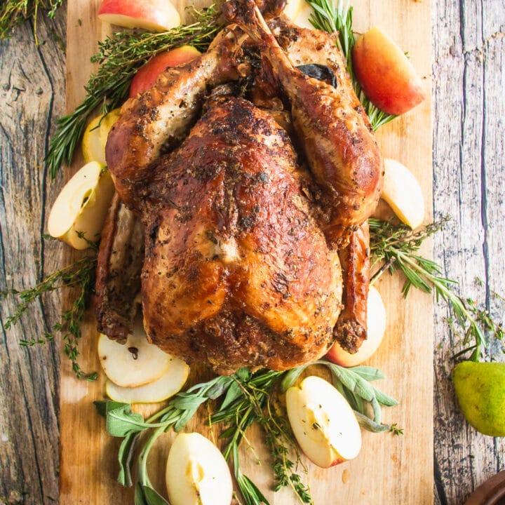 Best Roast Thanksgiving Turkey